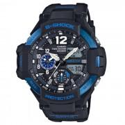 Casio g-shock GA-1100-2B reloj para hombre - negro y azul