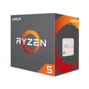 Procesor AMD Ryzen 5 1500X BOX, s. AM4, 3.6GHz, 18MB cache, 4 Jezgre, sa Wraith Spire hladnjakom