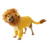 Rubie's Disney: Disfraz de león Rey Simba para Mascota, Disfraz, Simba, Large