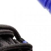 Albatros Bezpečnostní obuv ESD S3 Albatros BLUETECH MID ESD SRC 631150-43, vel.: 43, černá, modrá, 1 pár