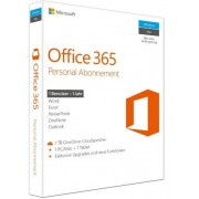 Office 365 Personal English EuroZone Subscr 1YR Medialess P2