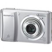 Olympus digitalni fotoaparat FE-47 Srebrni + torbica