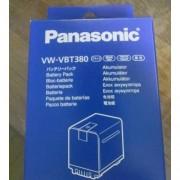 Panasonic VW-VBT380E-K - Batterie de caméscope Li-Ion 3880 mAh - pour Panasonic HC-V180, V360, V380, V480, VX980, VXF990, VXF999, W580, WX990, WXF990, WXF991