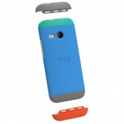 Capa Double Dip Faceplate HC C971 para HTC One Mini 2 - Azul