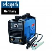 Инверторен електрожен Scheppach WSE900, 160 А, ММА