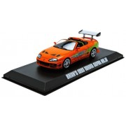 Green Light Fast And Furious: The Fast And The Furious (2001) 1995 Toyota Supra Mk.Iv Car (1:43 Scale)