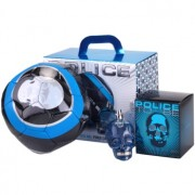 Police To Be lote de regalo I. eau de toilette 125 ml + pelota de fútbol