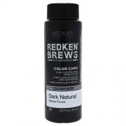 Redken Brews Mens Color Camo Dark Ash Hair Color 60ml