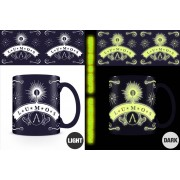 Pyramid Harry Potter - Lumos Glow in the Dark Mug