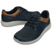 Crocs Kinsale Lace-up Sneakers For Men(Blue)