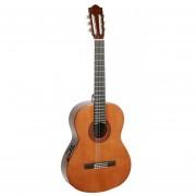 Guitarra Clásica Yamaha Cx40 Electroacústica Cuerdas De Nylon-Natural