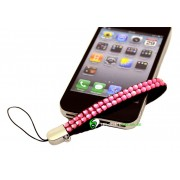 iPhone Strap Diamond (Rosa)