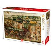 Puzzle Royal Collecton - Filed of the Cloth of Gold, 1000 piese