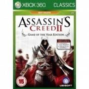 Assassin's Creed II 2 Game Of The Year (GOTY) Xbox 360 Game