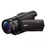 """Sony Handycam® 4K Ax100e Con Sensore Cmos Exmor R® Da 1"""", Ottiche Zeiss® Vario-Sonnar® T*, Nfc E Wi-Fi®"""