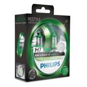 Philips Żarówka H7 ColorVision zielona 55W [12V] (2 szt.) PHILIPS