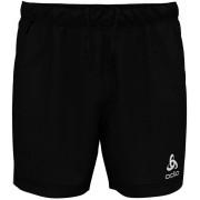 Odlo Zeroweight Windproof Warm Hardloop Shorts Heren zwart XL 2018 Hardloopbroeken