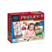 Puzzle Pixelife seria Fire Fighter - 500 de piese
