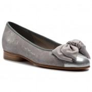 Обувки GABOR - 25.106.69 Silber/Grau