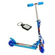 WHEEL POWER ULTRA WHEELS BABY SCOOTER BLUE WITH KEY CHAIN