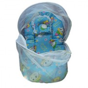 Imported Baby Bed Tent With Mosquito Net soft Pillow