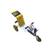 Triciclo Stater 1 Energia Solar - Solar Bike Modelix