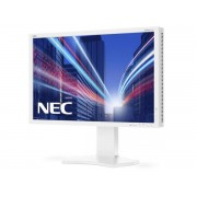 NEC Monitor NEC MultiSync P242W 24'' LED TFT Branco