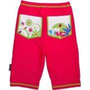 Pantaloni de baie Flowers marime 86- 92 protectie UV Swimpy