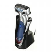 Aparat de barbierit Panasonic ES-SL41-S503 Wet & Dry, 3 lame, Trimmer, Ni-Mh, Aut 21 min, Argintiu/Albastru