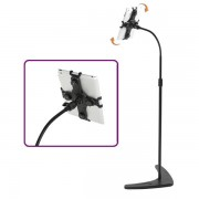 Edimeta Support Universel Tablette sur pied flexible & télescopique