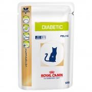 Royal Canin Veterinary Diet Royal Canin Diabetic Veterinary Diet - 24 x 100 g