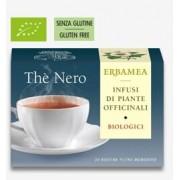 Erbamea THE' NERO 20 bustine filtro da agricoltura Biologica