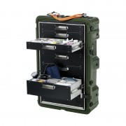Pelican Hardigg MC8100 Med Chest 8 Drawer