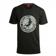AFL Mens Stamp Tee Collingwood Magpies [Size:M]