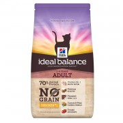 Hills Ideal Balance Feline Mature Adult No Grain con Pollo y Patata