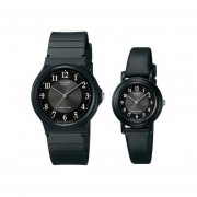 Pareja De Relojes Casio Modelos: Mq-24-1b3 & Lq-139a-1b3