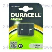 Duracell Digitalkamera Batteri GoPro 3.7V 1000mAh (AHDBT-301)