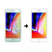 Manopera Inlocuire Display iPhone 8 Plus Alb