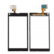 Display Touch para Sony Xperia L, S36H, C21 preto