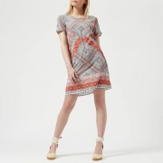 MINKPINK Women's Days In Marrakesh T-Shirt Dress - Multi - M - Multi