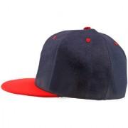 Black Plain Cotton Caps 75 A