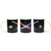 Star Wars - Jedi & Sith Heat Change Mug