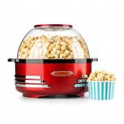 OneConcept Couchpotato, червен пoпкорн, електрически уред за приготвяне на пуканки (SHU2-Couchpotato-R)