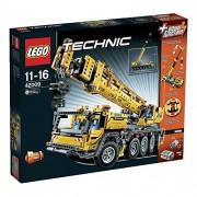 Lego Technic Mobile Crane Mk II, Multi Color