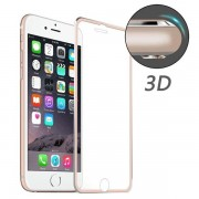 Härdat Glasskydd iPhone 8 / 7 Rose Guld