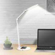 MOMAX QL8 LED Smart 10T Wireless Charging Desk Lamp - UK Plug