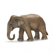 Schleich Asian Female Elephant Toy Figure