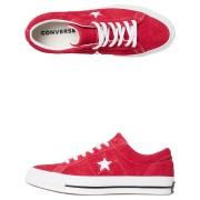 Converse Womens One Star Ox Shoe Pink Pop