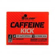 Capsule cafeina, Caffeine Kick, Olimp, 60 caps