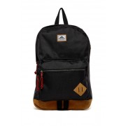 Steve Madden Solid Classic Sport Backpack BLACK